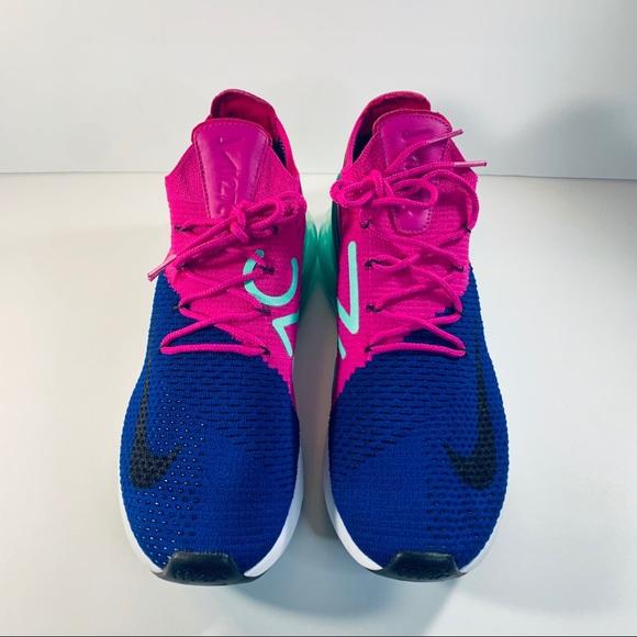 Nike Shoes   Air Max 27 Flyknit Fuchsia